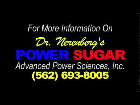 Power Sugar Testimonial: Darwin Shaw