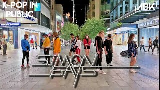 [K-POP IN PUBLIC] NCT 127 (엔시티 127) - Simon Says Dance Cover by ABK Crew from Australia