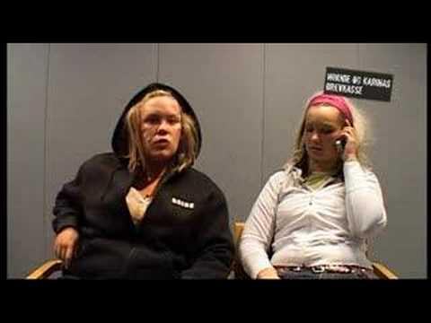 piger på prøveløsladelse