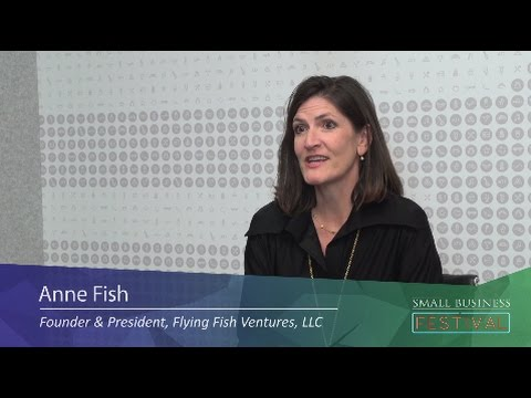 Anne Fish - Sit Down Interview