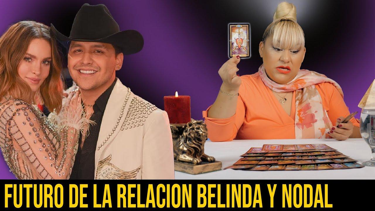 BELINDA Y CHRISTIAN NODAL FUTURO DE LA RELACION