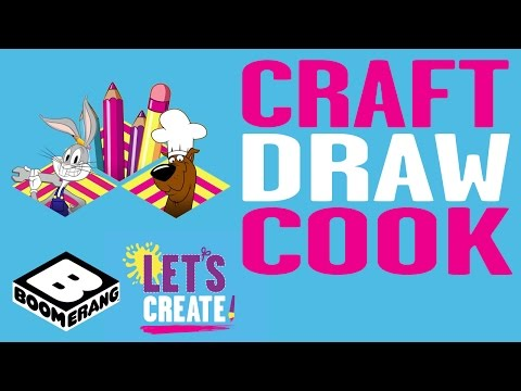 Let's Create! | Boomerang UK
