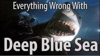 Download Everything Wrong With Deep Blue Sea In 16 Minutes Or Less Mp3 and Videos