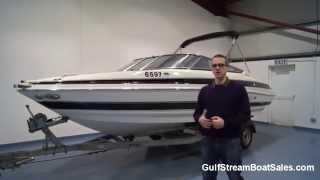 Larson LXi 208 Bowrider For Sale UK and Ireland -- Review and Water Test by GulfStream Boat Sales