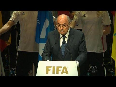 FIFA boss Sepp Blatter remains defiant in face of scandal