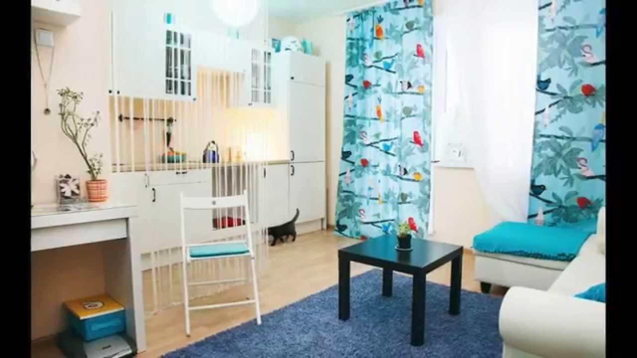 студии 26 кв.м дизайн фото