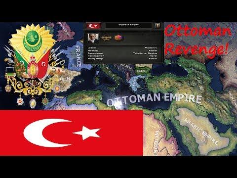 The Ottoman Empire Strikes Back! | Hearts of Iron IV Spotlight
