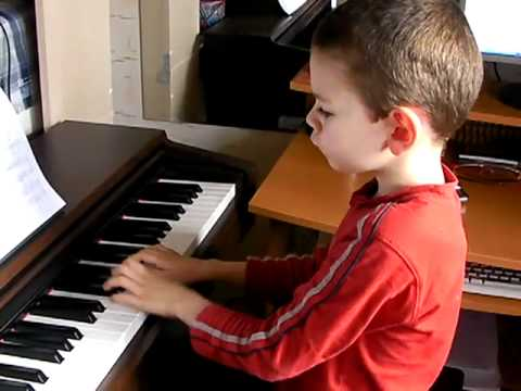 Людвиг ван Бетховен - 3 марша для фортепиано в 4 руки