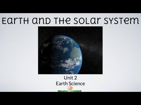 WasleyScience- Earth and the Solar System