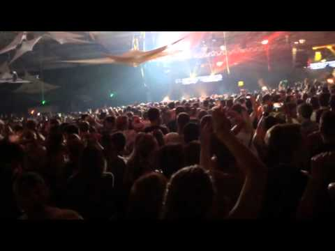 Sigma Nobody to love (live am Frequency 2015 im Nightpark)