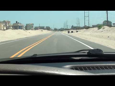NC Highway 12 Rodanthe, Waves, & Salvo - Outer Banks, NC Part 5