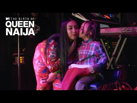 Queen Gets Up Close & Personal w Her Supporters Ep 3  The Birth Of Queen Naija  MTV