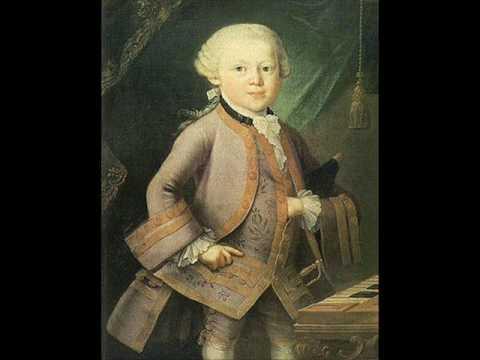 Mozart Symphony No. 1 - I. Molto allegro