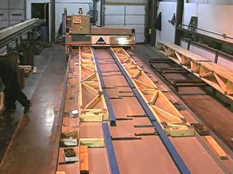 FloorMaster - Floor Truss Assembly Machine