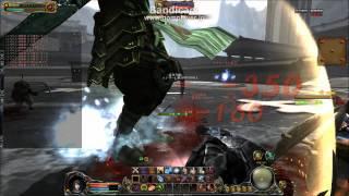 MMORPG 【セブンソウルズ】 プレイ動画 退魔の戦い#1