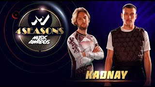 KADNAY - ТІЛО, M1 Music Awards 2018