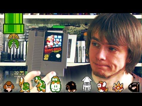 Как пройти Super Mario Bros. - Pixel_Devil