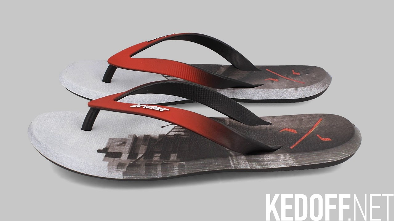 38e7dc9fbb2a Интернет Магазин Обуви Kedoff.Net Мужские вьетнамки Rider R1 Energy  10719-24492