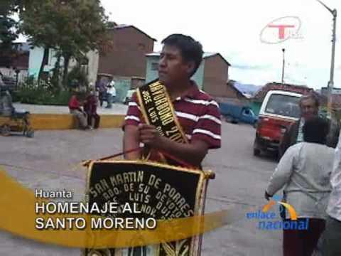 Pobladores de Huanta rinden homenaje a San Martín de Porres