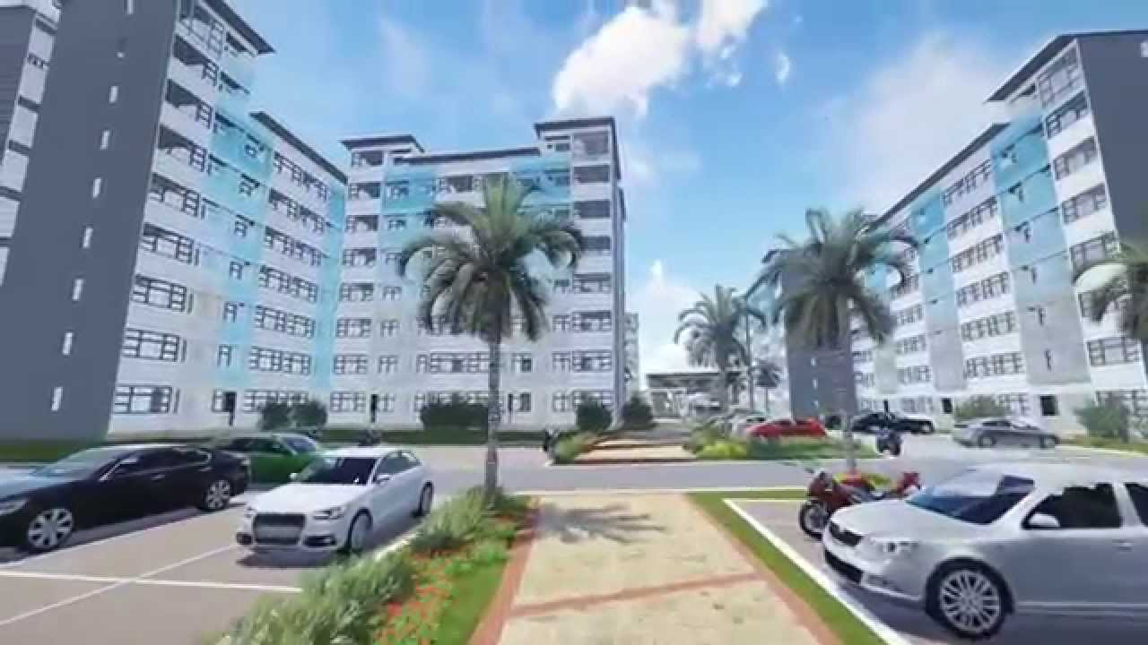 SeaWind condominium, Sasa, Davao City - YouTube