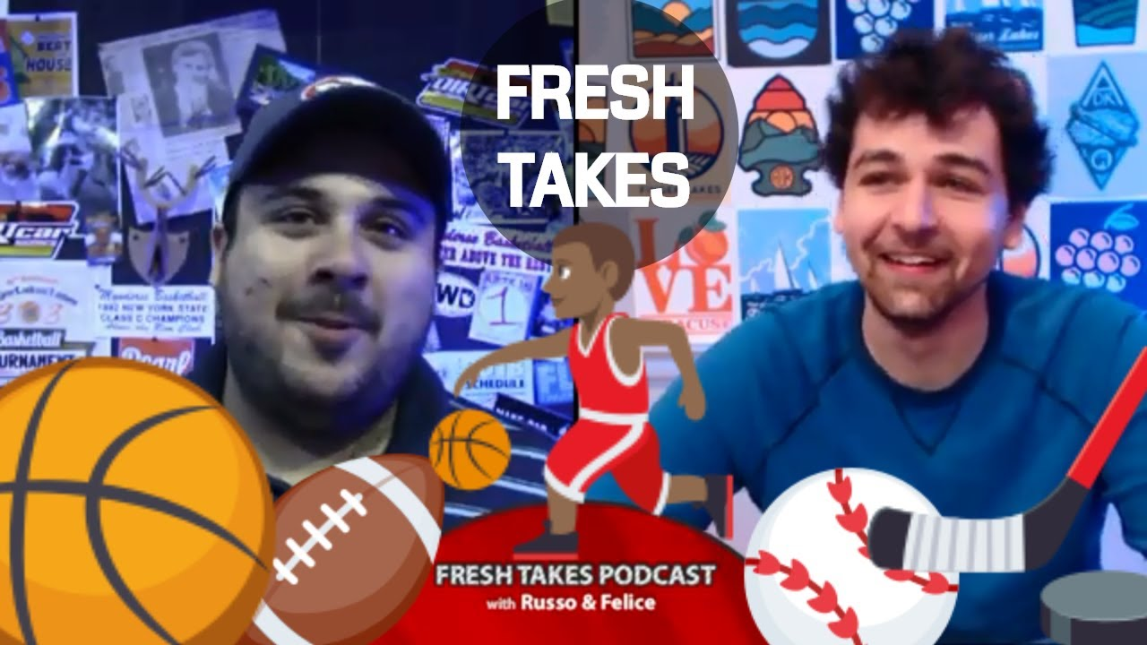 FRESH TAKES: 2019 NBA Finals Preview (podcast)