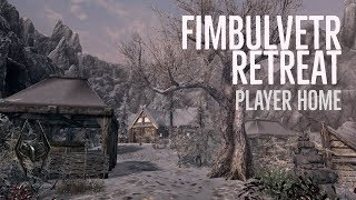 Skyrim PS4 Mods: Fimbulvetr Retreat (Player Home)