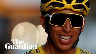 How Egan Bernal claimed the 2019 Tour de France