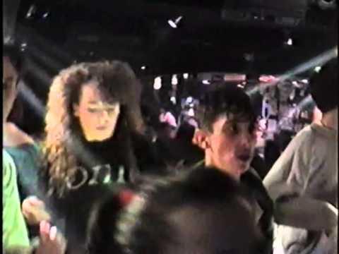 Autechre Live at Sweatbox 2, Bojangles, 1991