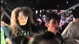 Autechre Live at Sweatbox 2, Bojangles, 1991