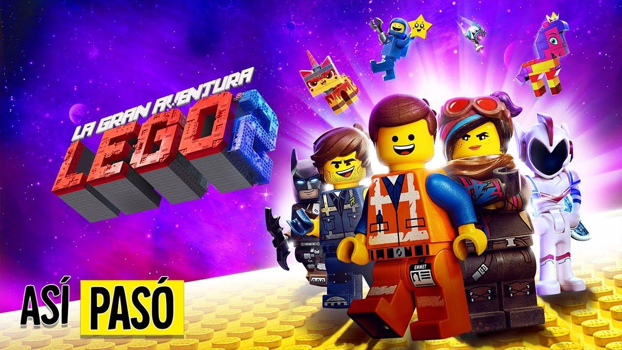 LEGO LA PELICULA 1 Y 2 RESUMEN EN 18 MINUTOS
