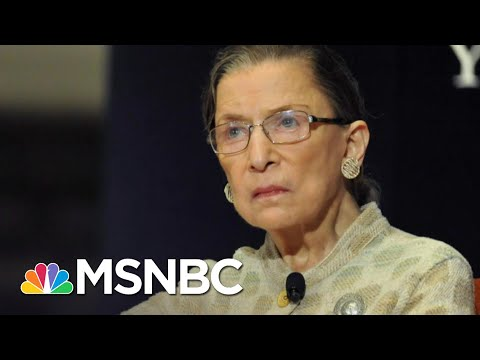 Supreme Court Justice Ruth Bader Ginsburg Dead At 87 | The ReidOut | MSNBC Supreme Court Justice Ruth Bader Ginsburg has died at age 87. Aired on 09/18/2020.  ? Subscribe to MSNBC: on.msnbc.com/SubscribeT omsnbc  About ..., From YouTubeVideos