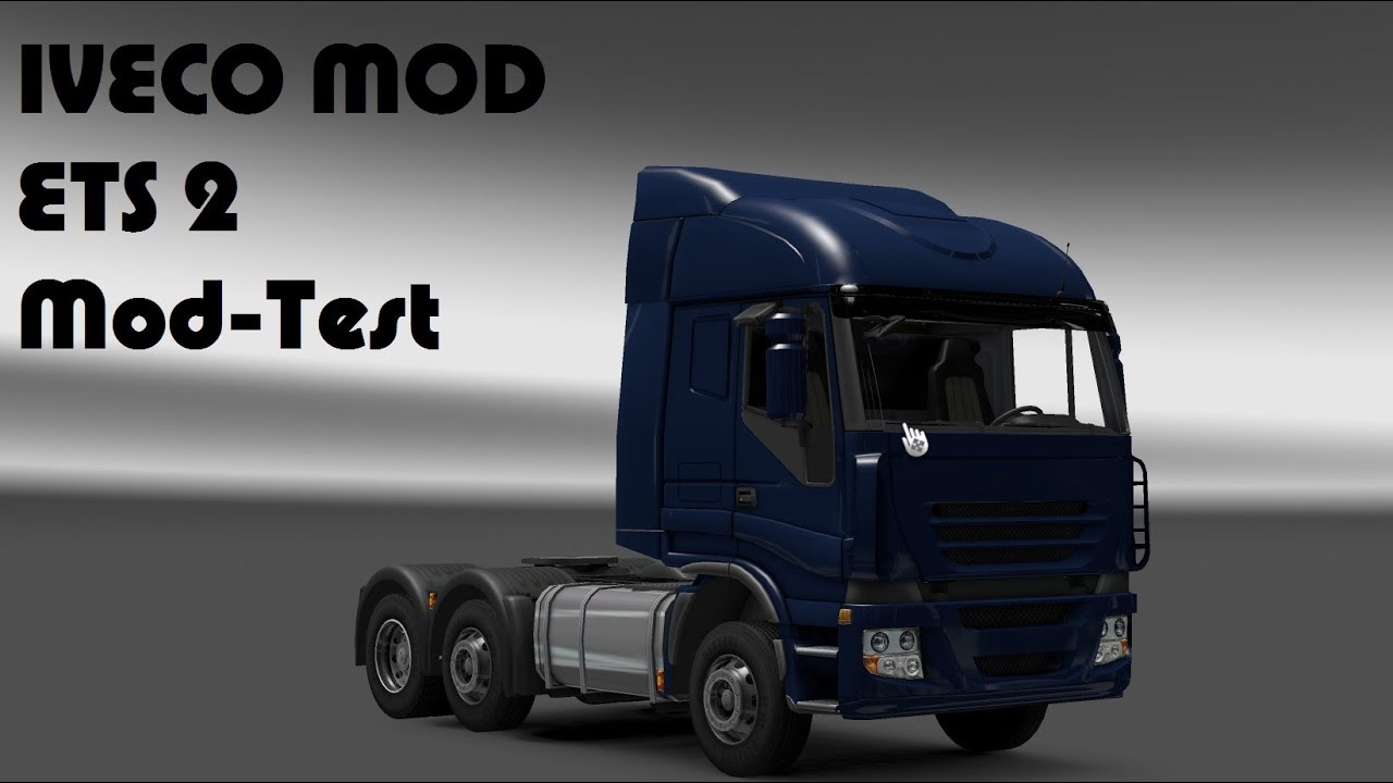 Iveco Stralis Mod - ETS 2 Mod-Test [German] [HD] [Review ...