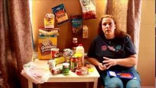 Что делают голодные люди в Америке и почему есть недостаток еды. Russian language.