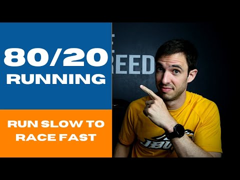 80/20 Running: Run Slow To Race Fast Using Maffetone Training