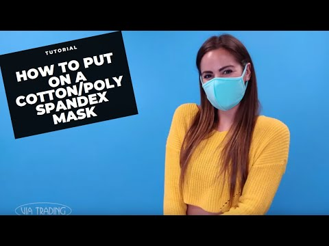 Cotton/Poly Spandex Face Mask Cases ? Made in USA