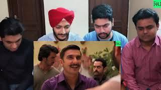 Simmba | Official Trailer Reaction | Ranveer Singh, Sara Ali Khan, Sonu Sood | December 28