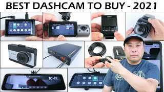 BEST CAR DASHCAM TO BUY - 2021