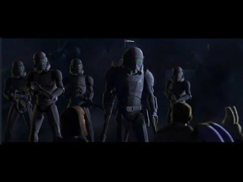 Download Crosshair Goes Full Dark Mode | Star Wars: The Bad Batch Season 1 Episode 3