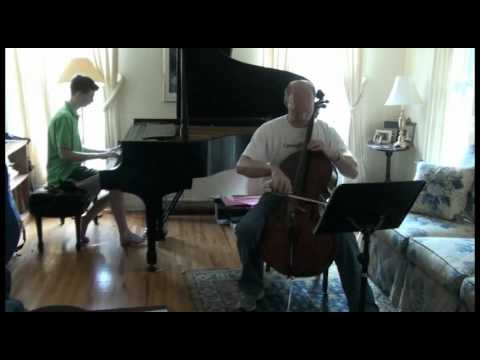 First Love by Utada Hikaru on the Piano and Cello
