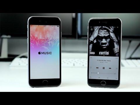 Configurer et savoir utiliser Apple Music sur iOS