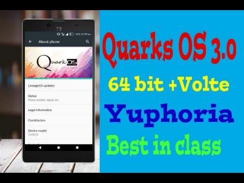 Quark OS 3 0 [ Update ] - Volte - Yuphoria - Full review