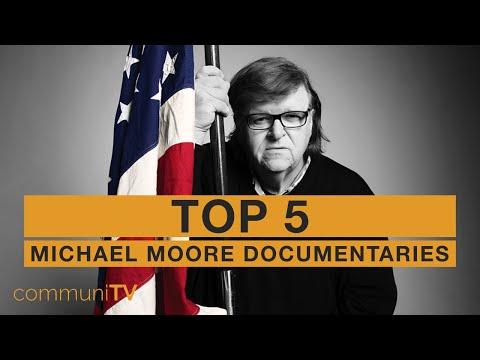 TOP 5: Michael Moore Documentaries