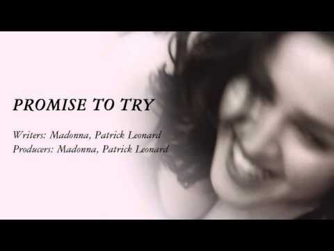 Promise To Try - Instrumental