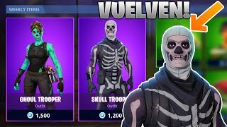 HALLOWEEN SKINS at FORTNITE...! HALLOWEEN SKINS RETURN TO FORTNITE FREE V-BUCKS FORTNITE