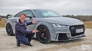 552hp MTM TT RS - 300km/h Autobahn Run! | TEST DRIVE
