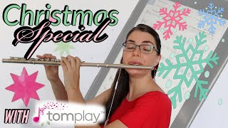 Playing YOUR Top 3 Christmas Songs (on Tomplay)