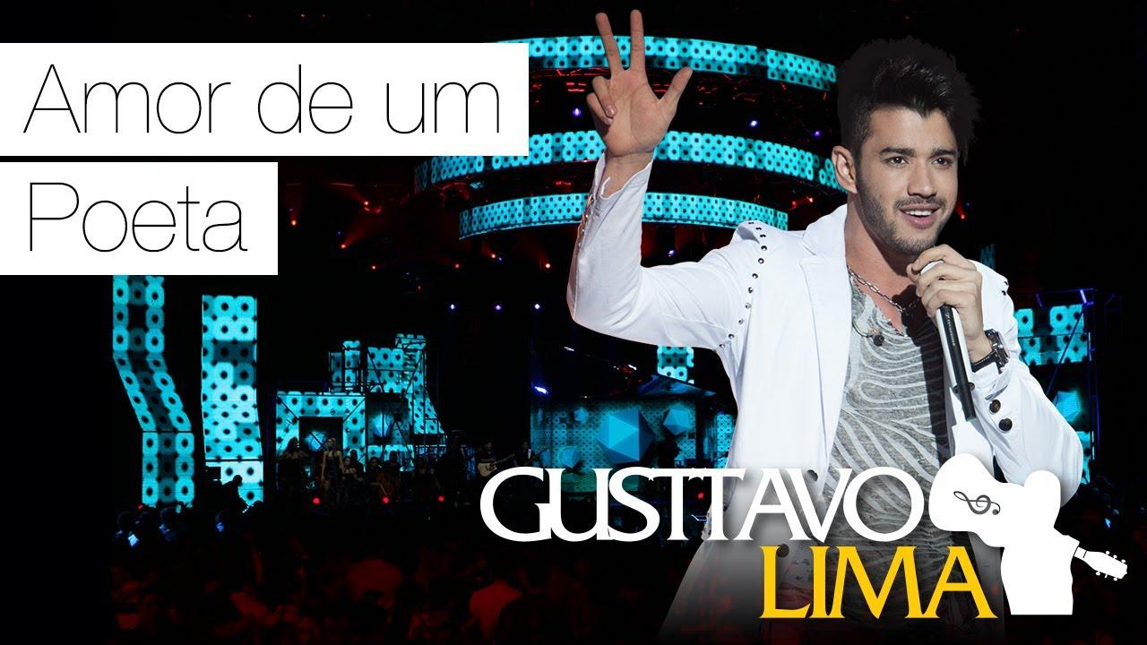 Gusttavo Lima — Amor de Um Poeta — [DVD Ao Vivo Em São Paulo] (Clipe Oficial)
