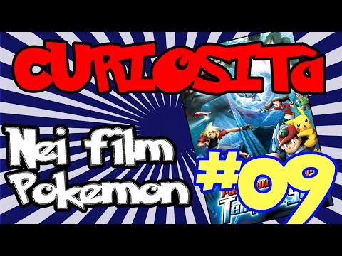 CURIOSITA' NEI FILM POKEMON #09 -  Pokémon Ranger e il Tempio dei Mari