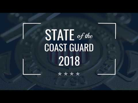 State of the Coast Guard 2018: Hurricane Response