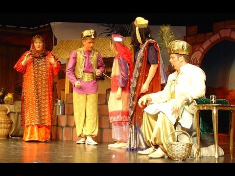 Aladdin und die Wunderlampe 2006 - Theaterverein Frankfurt